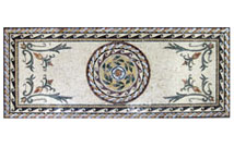 Mosaic rug and Carpets