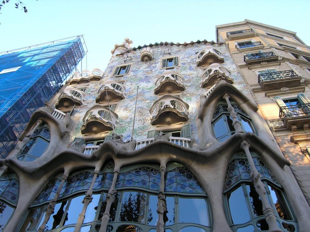 Casa Batllo By Antoni Gaud 237