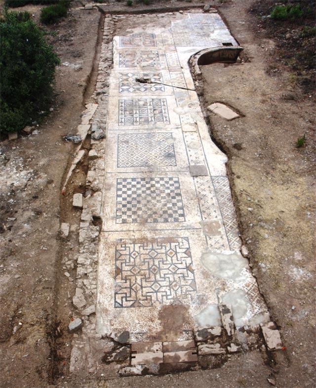 Mosaic Turkey
