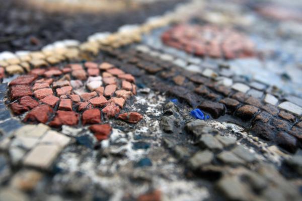 Mosaic 4000 Year Old History
