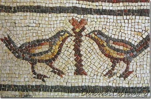 Beiteddine Mosaic