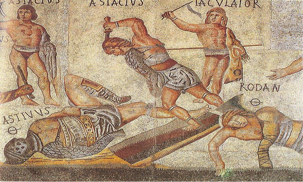gladiators-mosaic