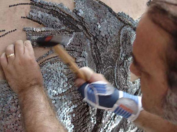 Strati Nail Mosaic