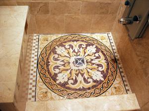bathroom-floor-mosaic-medallion-2