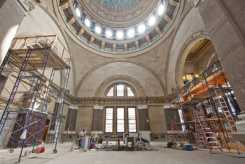 Marble Mosaic Contributes in the Williamsburgh Savings Bank Restoration