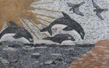 AN1145 Fun with Dolphins Mosaic