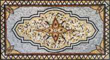 CR141 Majestic Design Carpet  Mosaic