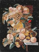 Autumn Still-Life Mosaic