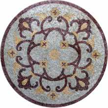 MD223 Decorative medallion Mosaic