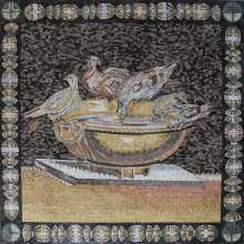 Greco Roman Mosaic Recreation