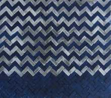 Chevron Pattern Mosaic Wallpaper or Floor Tile
